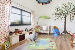 Fertiges Kinderzimmer