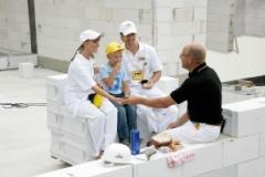 Ytong Bausatzhaus: Gemeinsam Bauen