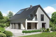 Klares Einfamilienhaus in Nürnberg